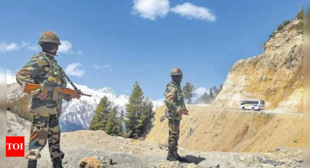Monitoring activities by PLA: Army on eastern Ladakh situation